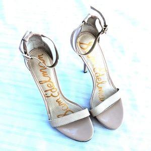 Sam Edelman 8 M Eleanor dress sandals shoes heels